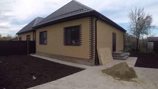 Купить дом с газом 85 кв. м. за 3350