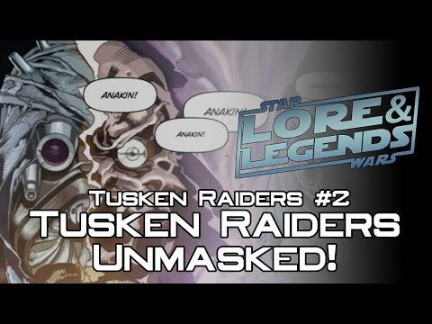 Tusken Raiders #2: Sand People Unmasked! - Lore & Legends