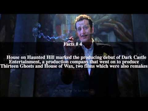 House on Haunted Hill (1999 film) Top # 6 Facts