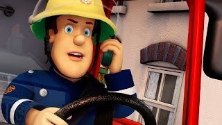 Fireman Sam 2017 New Episodes |  Sam saves Pontypandy 🚒 🔥 | Cartoons for Children