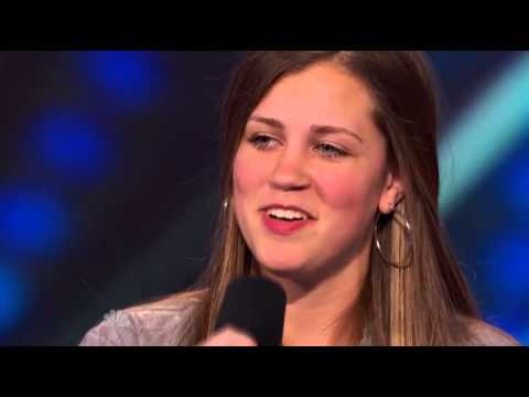 America's Got Talent 2014 - Auditions - Julia Goodwin