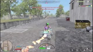 PS4 H1Z1 - Big Brained Gamer Gets 24 Kills In Solo V Duos (Unedited)