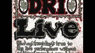 Dirty Rotten Imbeciles - Couch Slouch / Argument Then War (live)