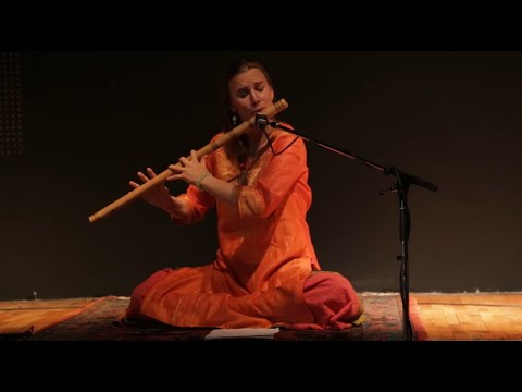 Persian Ney & Indian Bansuri - Julia Ohrmann & Mehdi Aminian - (Full concert)