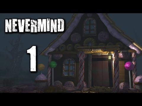 Nevermind Gameplay - Part 1 - The beginning