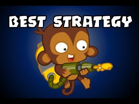 Bloons TD Battles: Best Glue Gunner Strategy! (BTD Battles)