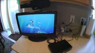 ViewTV Flat HD Digital Indoor TV Antenna - 25 Mile