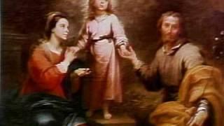 The Fourth Joyful Mystery- THE PRESENTATION