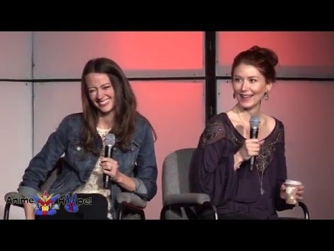 The Women of Whedon: Emma Caulfield, Amy Acker, Jewel Staite & Claire Kramer Denver Comic Con 2015