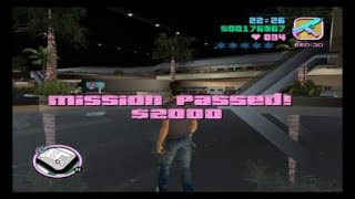 "Grand Theft Auto Vice City-Walkthrough PS4-Misson#33""Shakedown"""