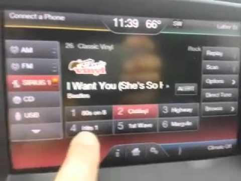 How to get Sirius Satellite Radio for Free in Your Car