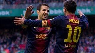 Video Athletic Bilbao vs Barcelona 2-2 | Full Match 27.04.2013 HD download MP3, 3GP, MP4, WEBM, AVI, FLV September 2018