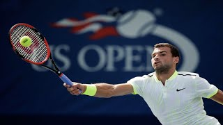 US Open Spotlight: Happy Birthday Grigor Dimitrov