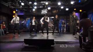 "New Kids On The Block ""Summertime"" (AOL Sessions)"