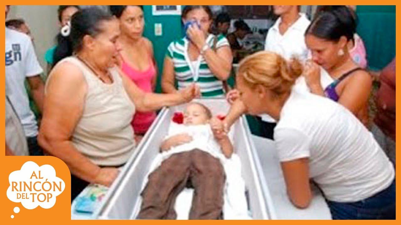 Niño Brasileño Se Sienta En Su Ataúd Pide Agua Y Muere Nuevamente Youtube
