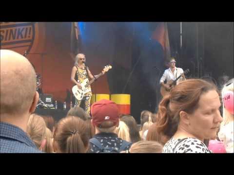 Imatran Yöt 24.-25.7.2015  -  Haloo Helsinki!