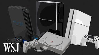 How PlayStation Saved Sony | WSJ
