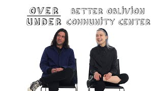 Better Oblivion Community Center Rate Crazy Frog, Pink Floyd, and Being Emo | Over/Under