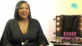 Beauty Innovator:  Toni Acey, Emmy Winning Makeup Artist creates Butterfley EFX for Women of Color