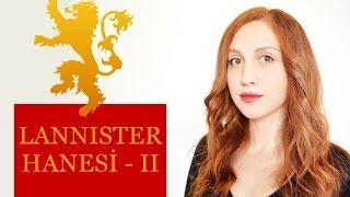 Westeros Tarihi 13 - Lannister Hanesi II | Tywin Lannister'ın Çocukları: Cersei, Jaime, Tyrion