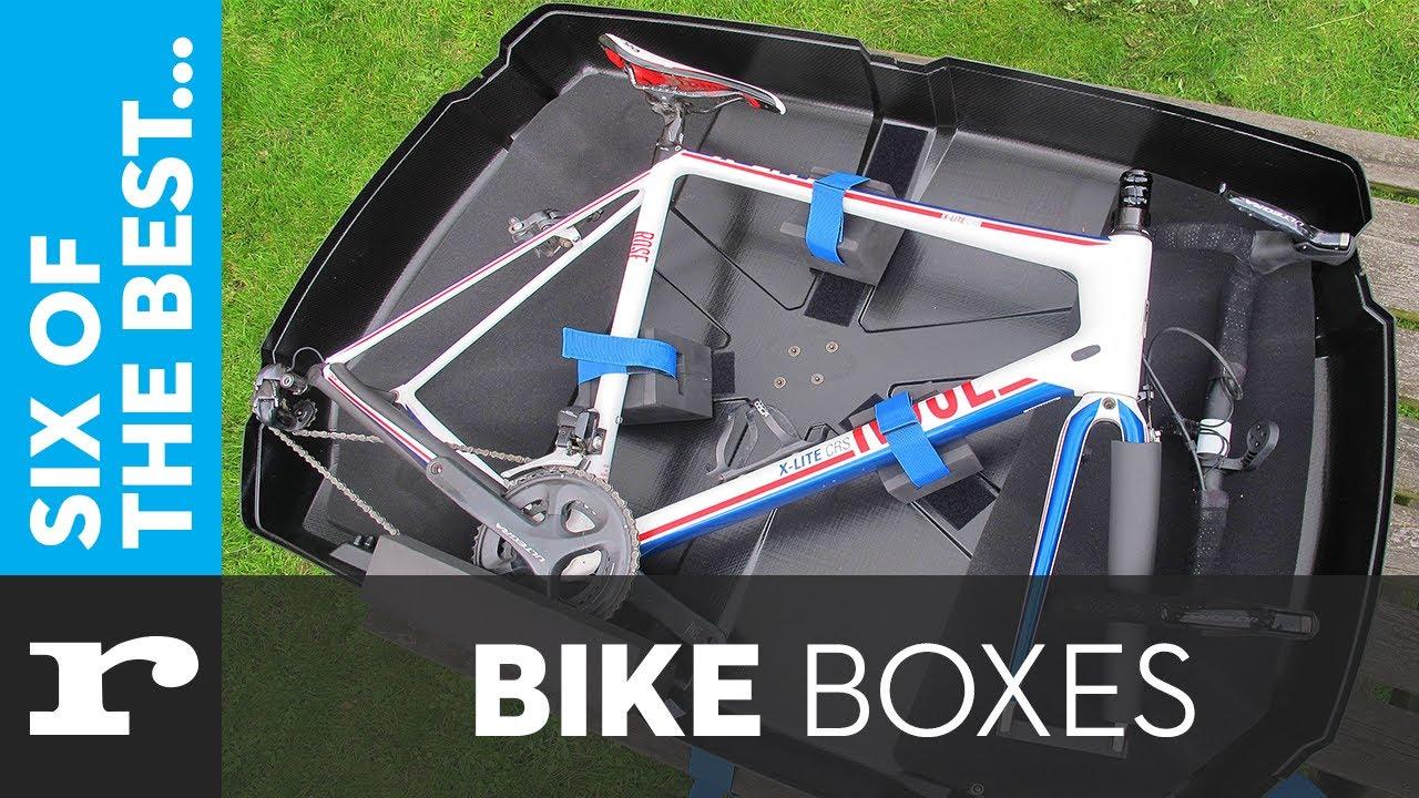 8988c14075c85 Six of the best bike boxes - YouTube