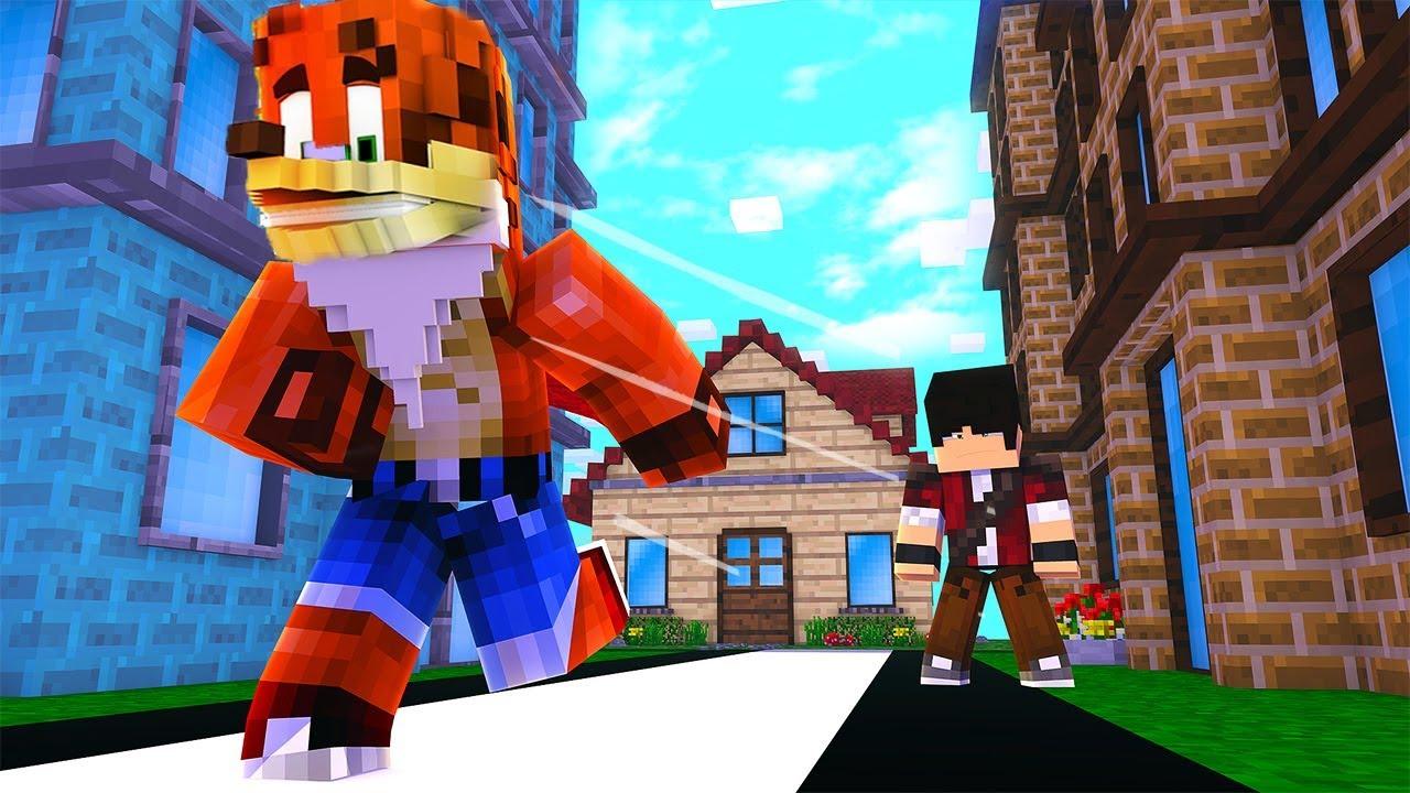VIDA DE VAMPIRO - OSVALDO SUMIU !! - Minecraft ( 02/10 ) ‹ KIBOX ›