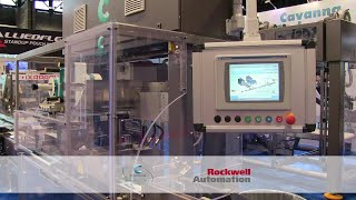 Discover SLIM  flow-wrapping machine by Cavanna at Pack Expo