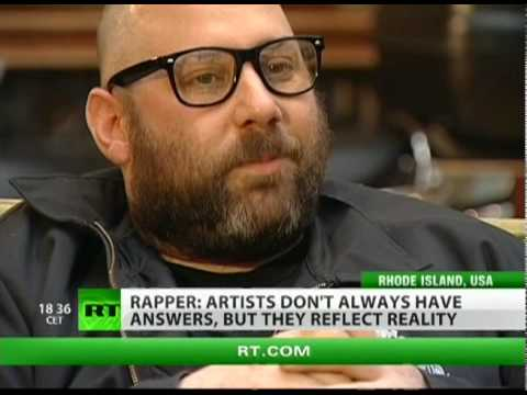 Political rapper Sage Francis on controversial lyrics and politics