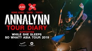 【scoop】annalynn-tour-diary-supporting-while-she-sleeps,-so-what-asia-tour-2019
