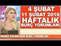 | TÜM BURÇLAR 4 ŞUBAT / 11 ŞUBAT 2019 | Nuray Sayarı'dan haftalık burç yorumları |