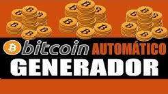 Instant BTC: Generador de BITCOIN en AUTOMATICO  ¡GRATIS!