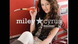 Breakout - Miley Cyrus (Lyrics + Download Link )