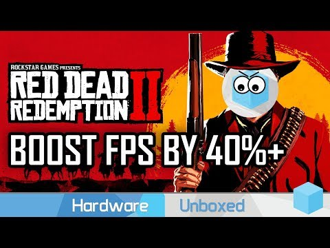 Red Dead Redemption 2 Optimization [Part 1] Let's Greatly Improve PC Performance!