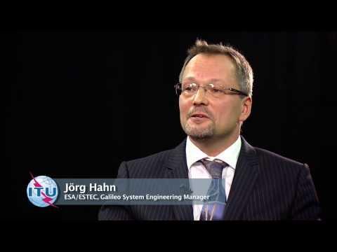 Dr Jörg Hahn, ESA/ESTEC Galileo System Engineering Manager