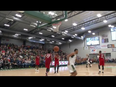 Joel Bolomboy Posts 12 points & 14 rebounds vs. Sioux Falls Skyforce