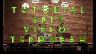 TUTORIAL EDITING VIDEO    MUDAH    INSHOT screenshot 1
