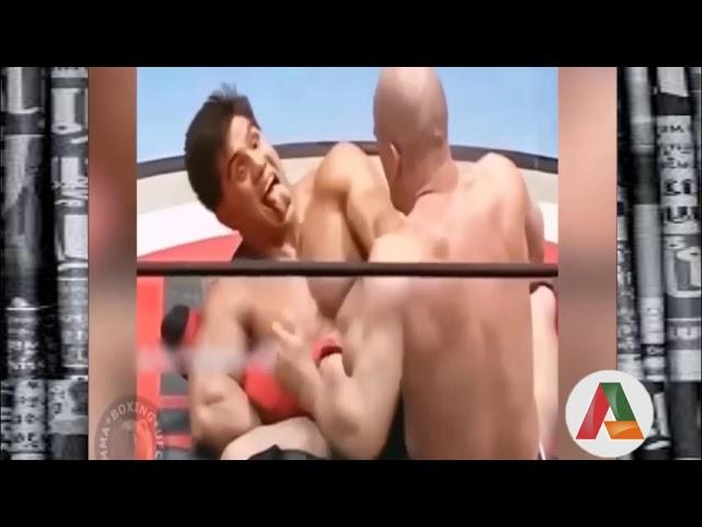 VIDEOS ENGRAÇADOS - LUTA