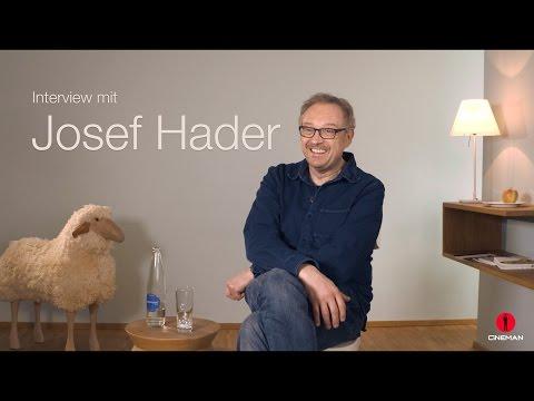Interview Josef Hader zu Wilde Maus (2017)