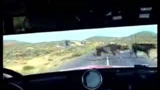La Carrera Panamericana -Crash