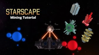 Starscape  How to get RARE ores like Axnit, Narcor, and Red Narcor Mining Tutorial ROBLOX