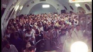 Авария в московском метро Ужасные кадры Смотеть Всем 18+ Полное видео