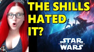 Rise Of Skywalker Early Reviews Are Not Good!