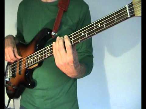 The Police - Walking On The Moon - Bass Cover