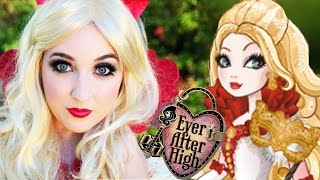 Apple White (Ever After High) Collab with CharismaStar + BeautyLiciousInsider