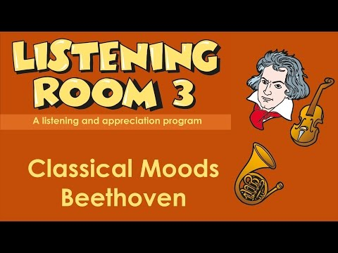 Classical Moods - from Listening Room 3 published by Bushfire Press
