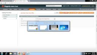 Magento admin panel video tutorial part - 2