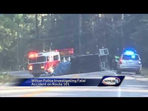 Wilton police investigate fatal crash
