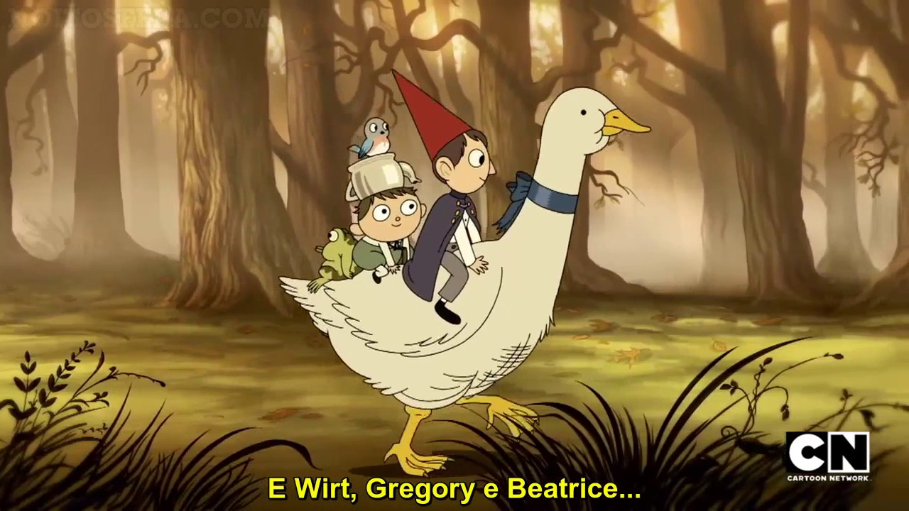 Tome of the unknown ep00 over the garden wall legendado parte 4 youtube for Over the garden wall watch online