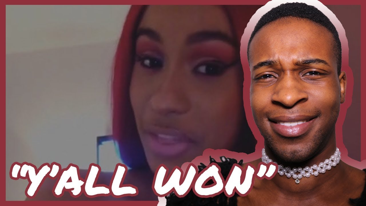 Adrianxpression: Cardi B's Announcement, Offset Says We Won, Travis Scott's Truth + More