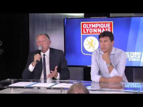 """Indice UEFA : pour Aulas, """"il faut une carotte"""""""